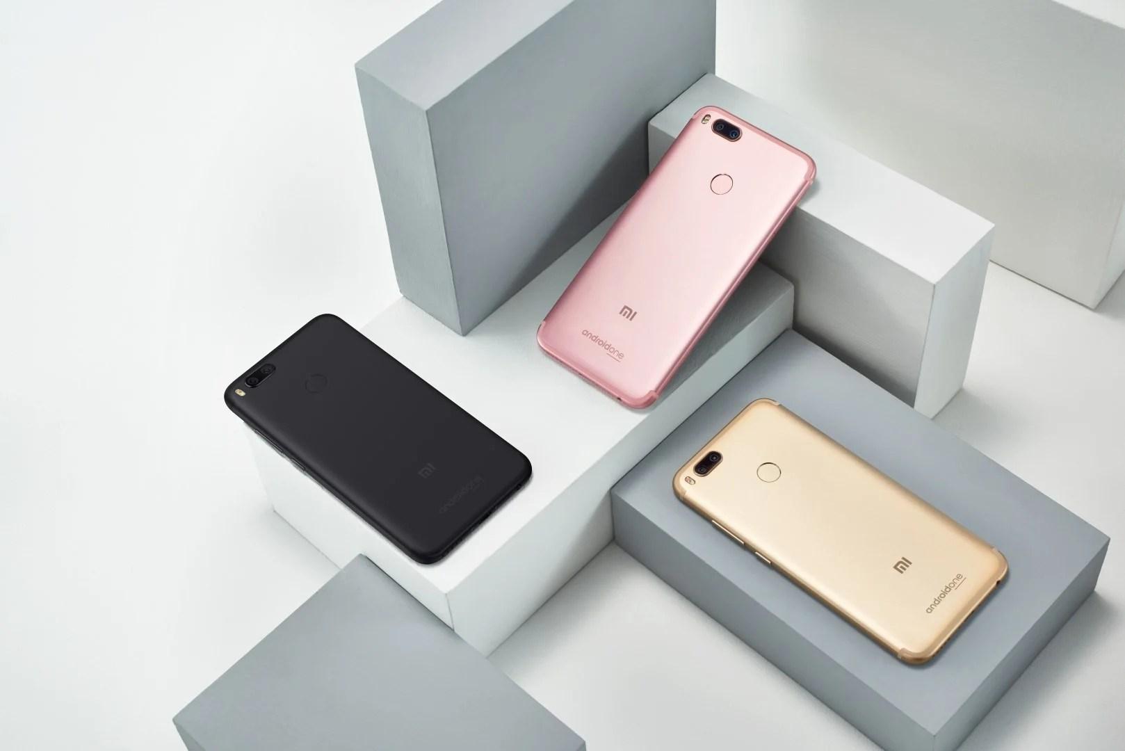 5 offres de la semaine sur GearBest : OnePlus 5, Xiaomi Mi A1, Lenovo P8 et Xiaomi Mi Band 2