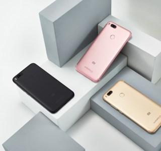 6 offres de la semaine sur GearBest : Xiaomi Mi A1, OnePlus 5, Lenovo P8, DJI Spark, etc