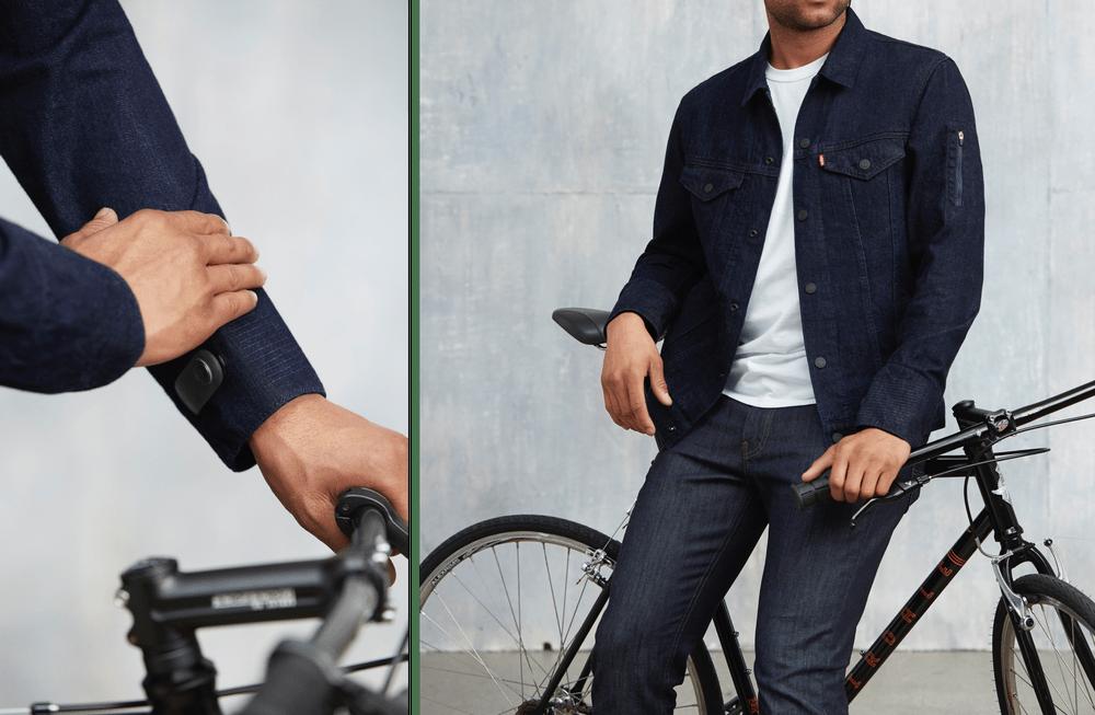 Project Jacquard : la première veste connectée de Google et Levi's arrive en vente