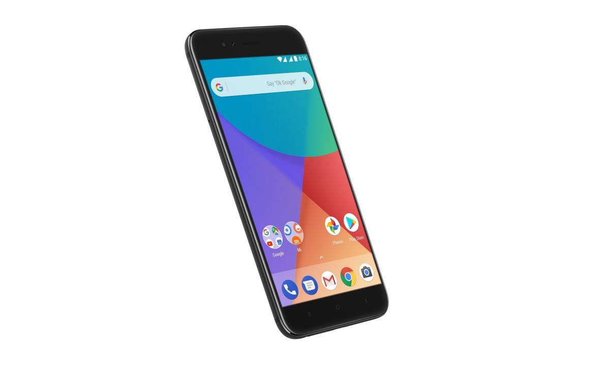 🔥 Bon plan : le Xiaomi Mi A1 64 Go sous Android One passe à 156 euros au lieu de 229 euros