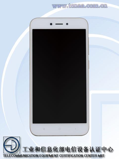 Le Xiaomi Redmi 5A se dévoile par le biais du régulateur chinois