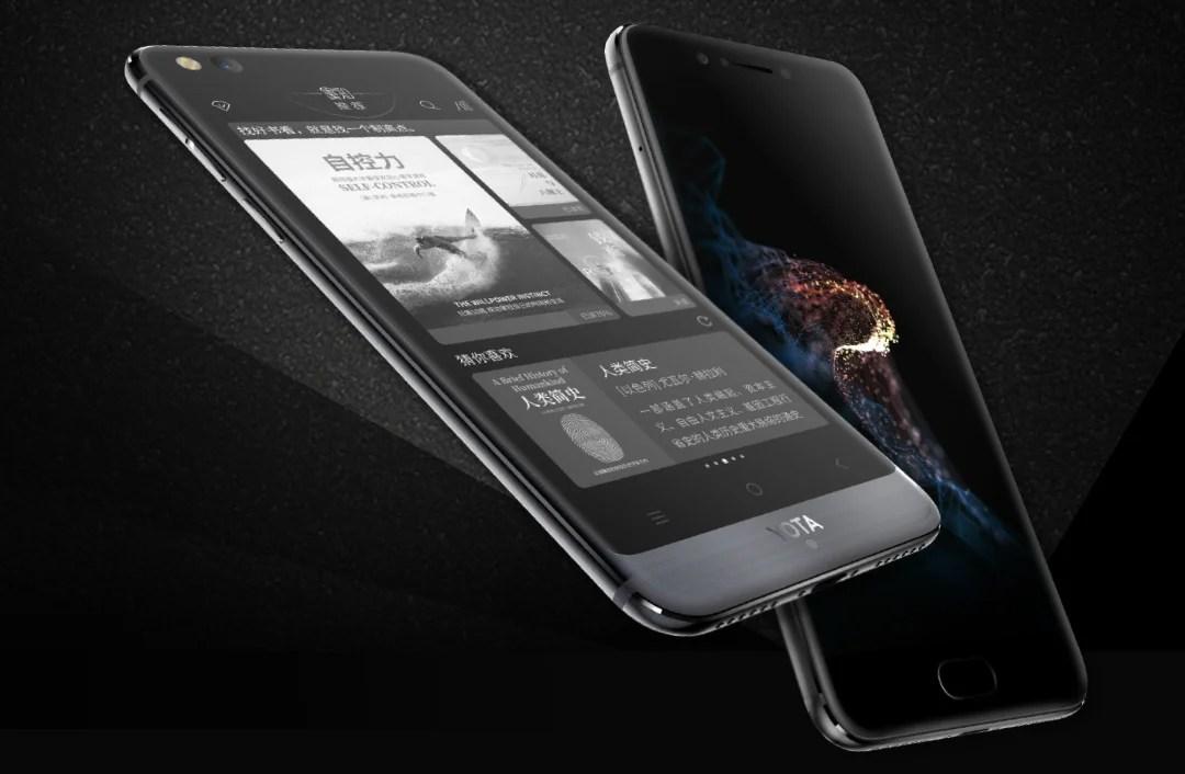 Yota3: le nouveau smartphone à deux écrans est désormais en précommande