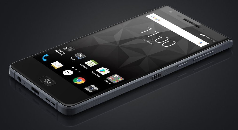 Le Blackberry Motion est disponible en France pour 469 euros