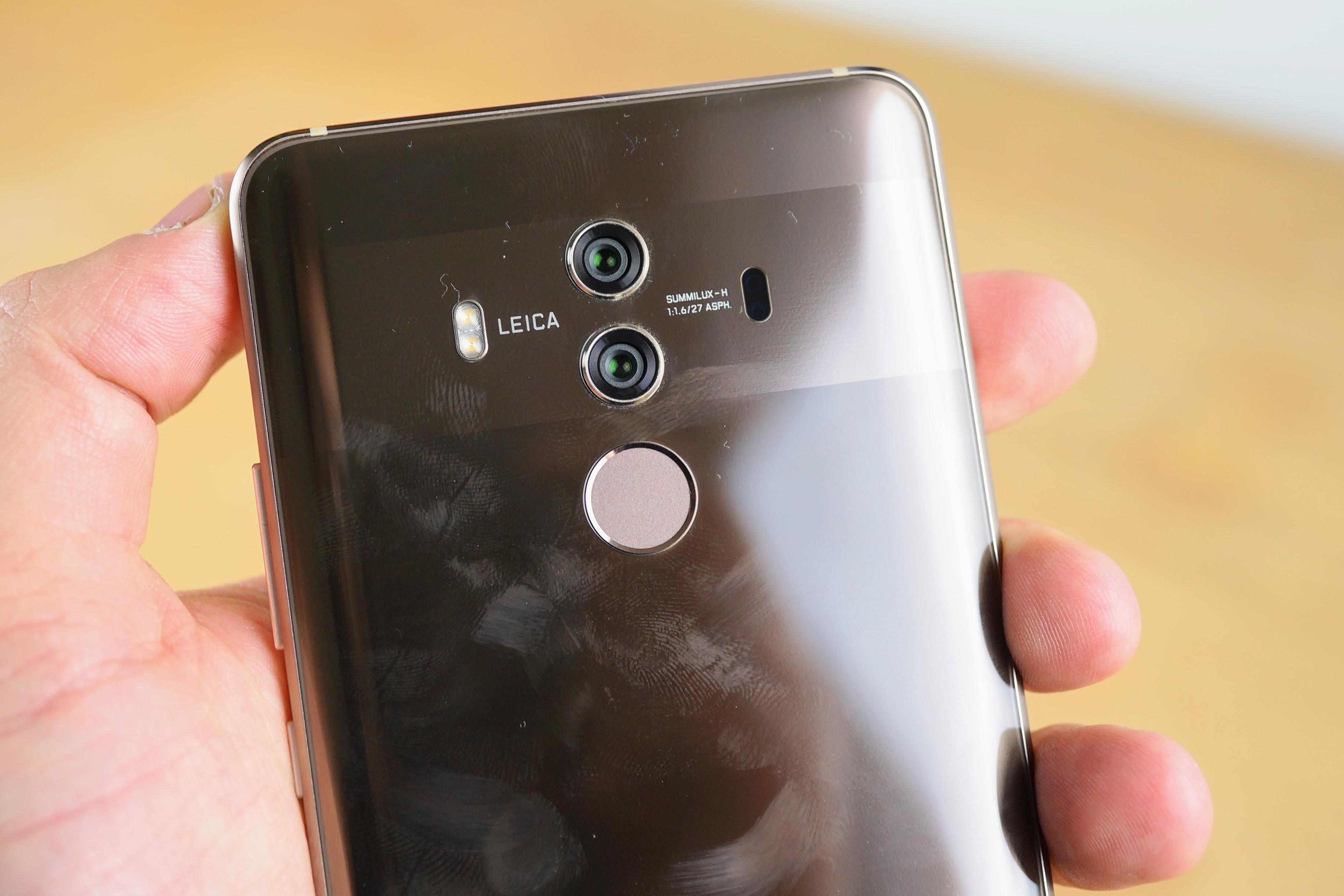 Vidéo : nos premières impressions du Huawei Mate 10 Pro