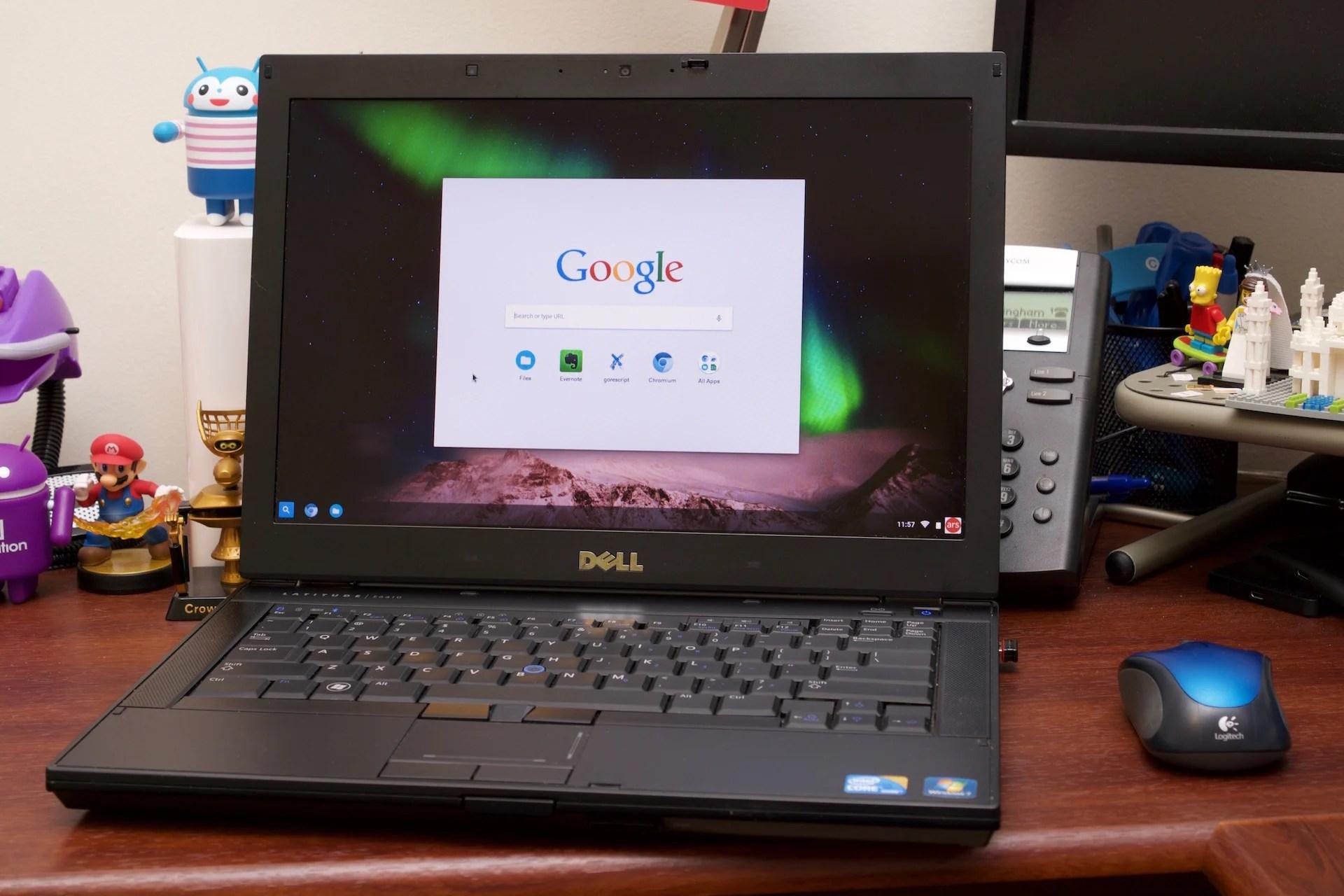 Google mise sur Neverware, l'entreprise qui installe Chrome OS sur de vieux PC