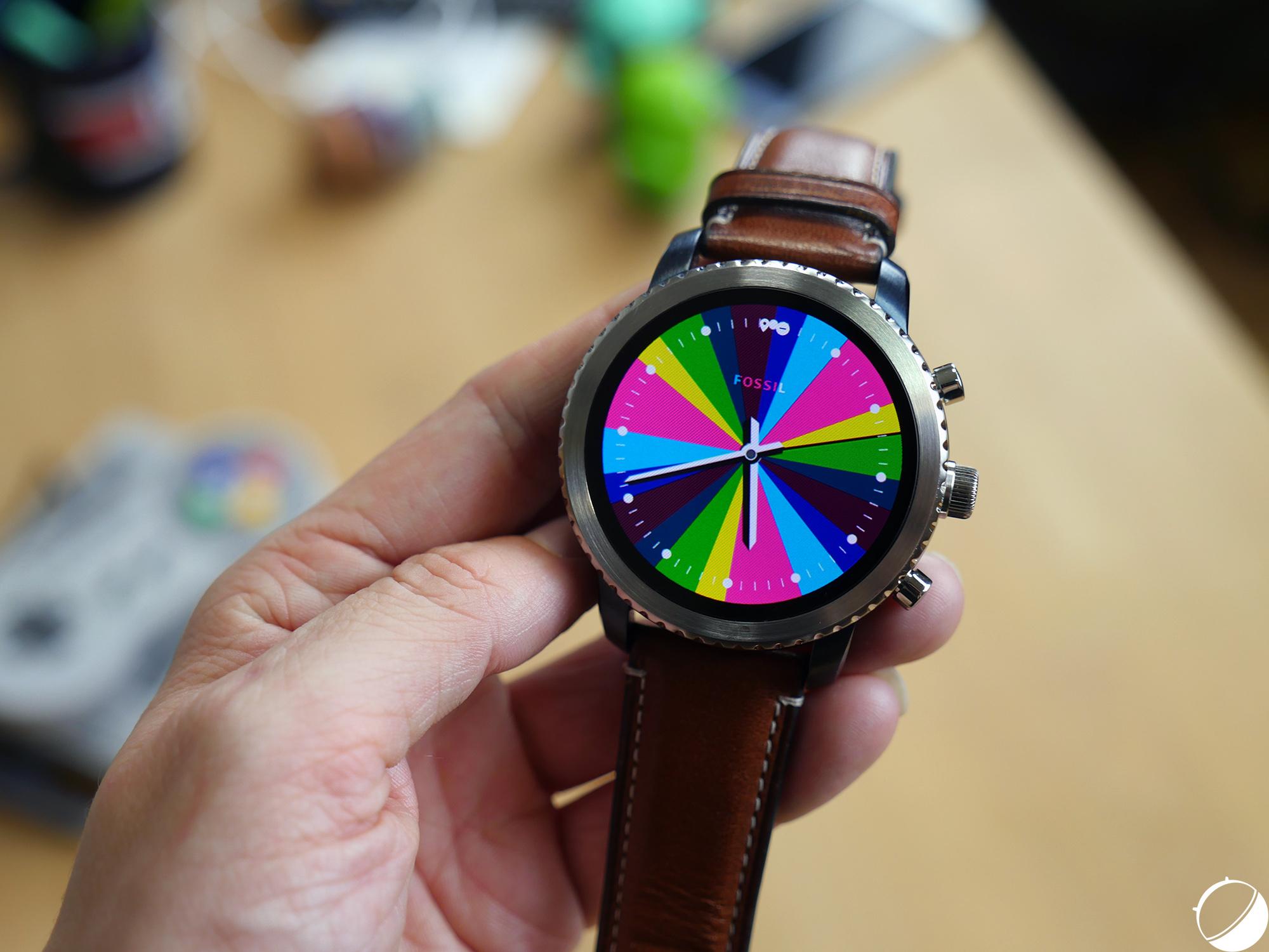 Google veut améliorer l'autonomie des smartwatchs début 2019