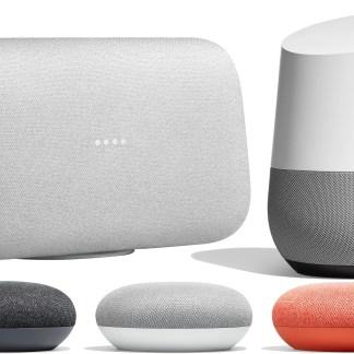 Google Home vs Home Mini vs Home Max : quelles différences ? Lequel choisir ?