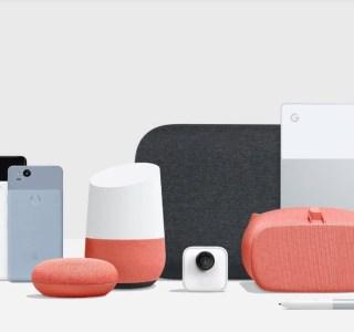 Google Pixel 2, Home, Pixelbook…: toutes les nouveautés «made by Google»