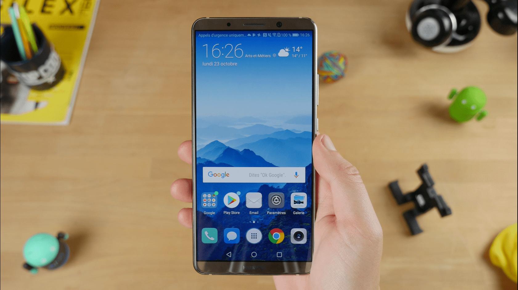 Vidéo: notre avis sur le Huawei Mate 10 Pro, la bonne surprise de cette fin d'année