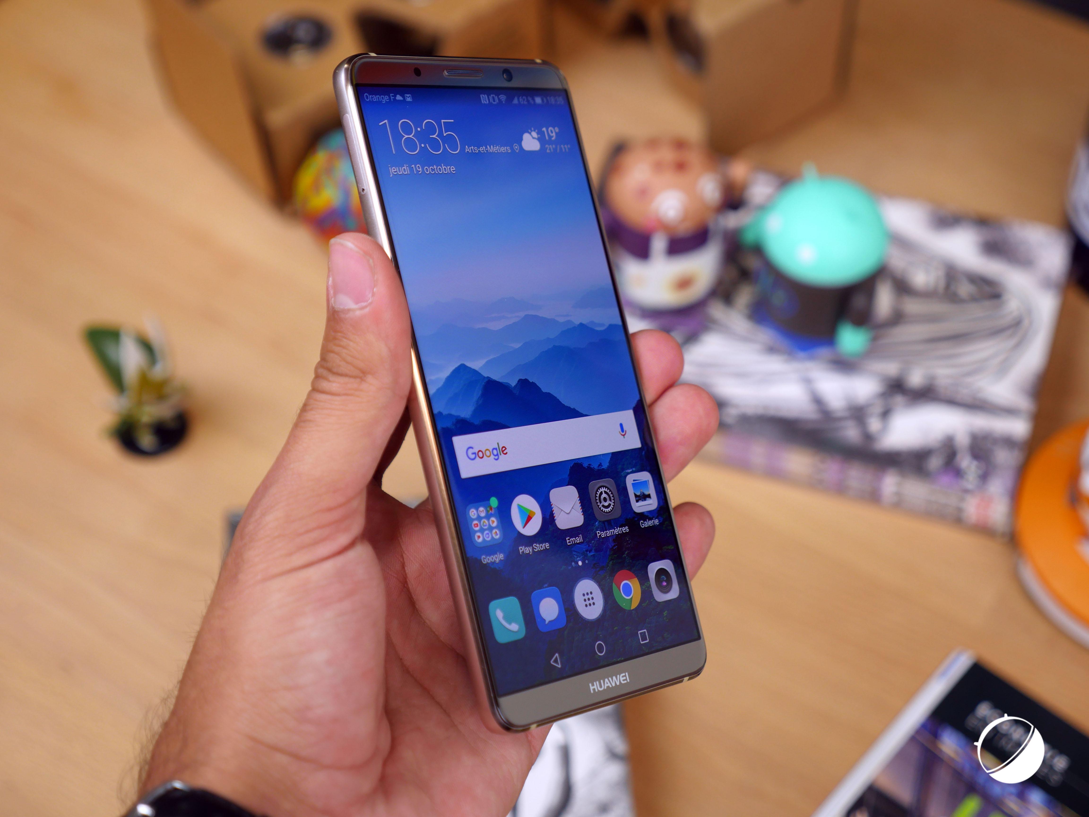 Huawei en bonne voie pour dépasser Samsung et Apple