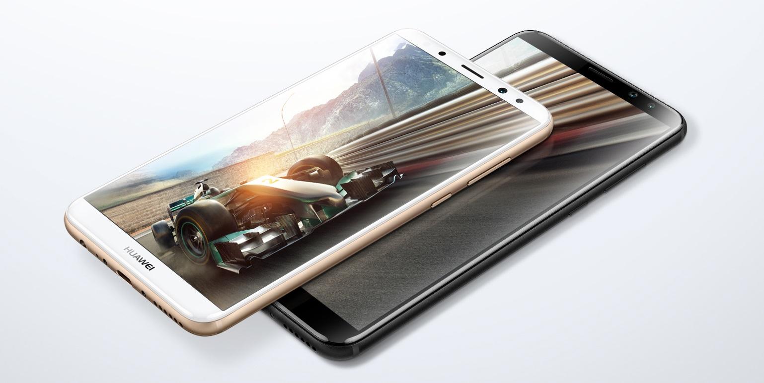 Huawei Nova 2i officialisé : le grand écran au ratio 18:9 se démocratise
