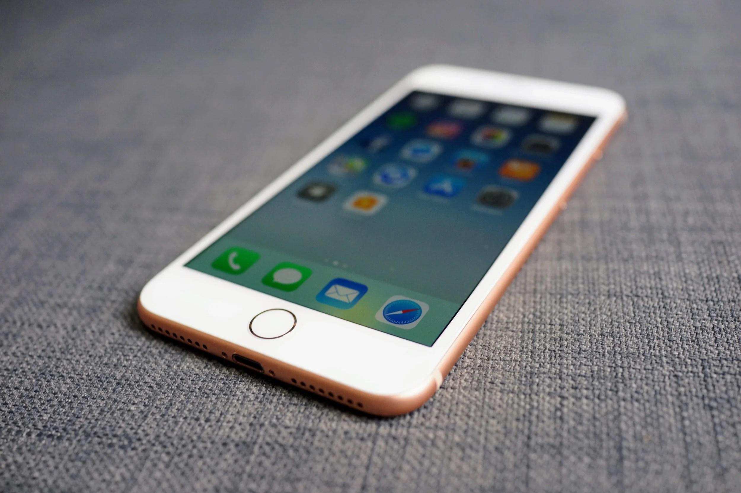 iPhone 9 Plus : un grand modèle se précise, avec une grande puissance