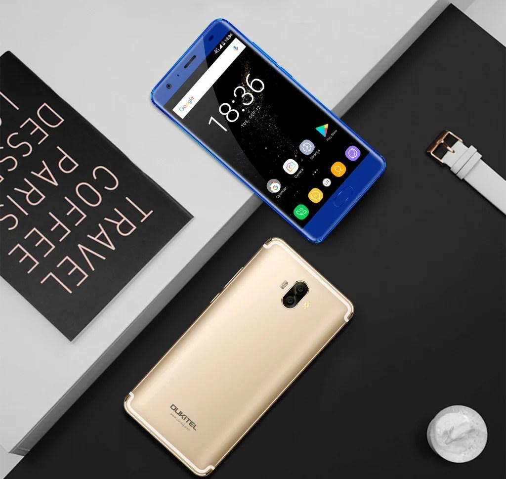 Oukitel K8000 : le fabricant chinois promet 5 jours d'autonomie avec son smartphone