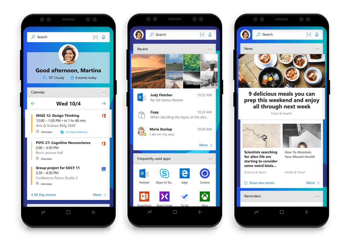 Tech'spresso : Free utilise moins le réseau d'Orange, le Galaxy X sur le site de Samsung et Microsoft Launcher