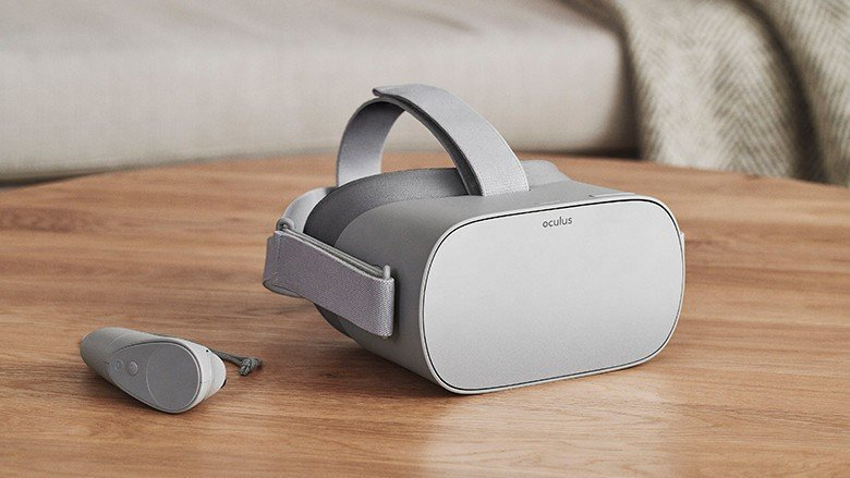 Oculus Go for Business : le casque VR autonome version entreprise enfin disponible