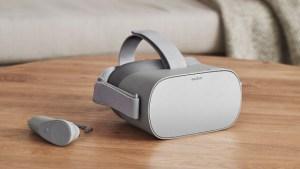 Oculus Go for Business : le casque VR autonome version entreprise enfin disponible