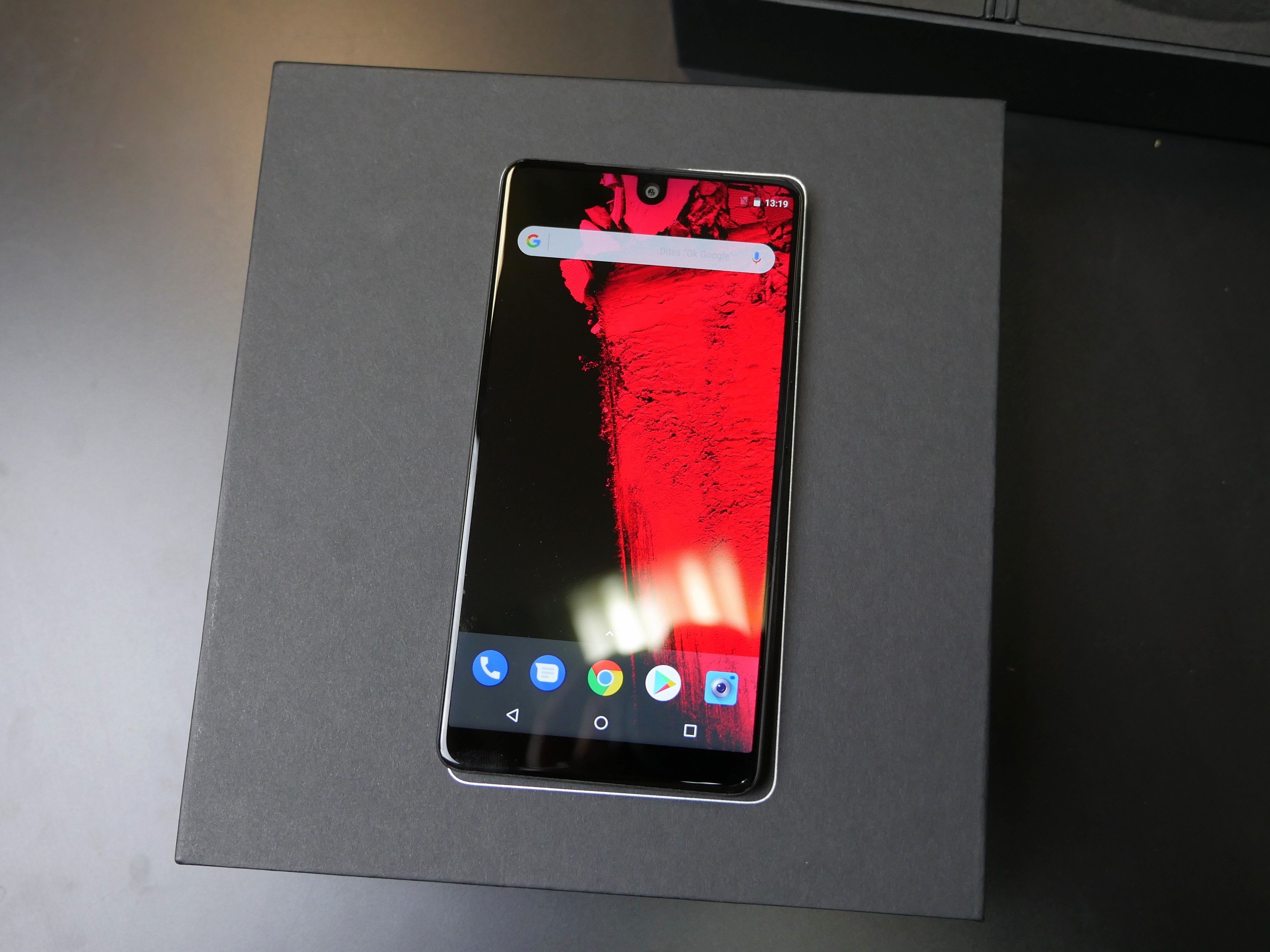 Test de l'Essential Phone (PH-1), le smartphone du fondateur d'Android
