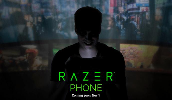 Le Razer Phone a vraiment des caractéristiques premium (sur GFXBench)