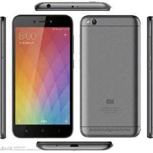 Xiaomi Redmi 5A : le nouveau premier prix chinois se précise