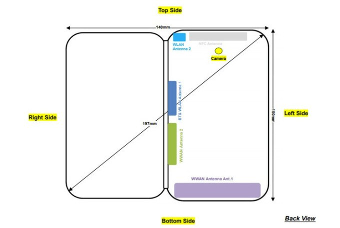 ZTE Axon M : la FCC confirme le smartphone pliable