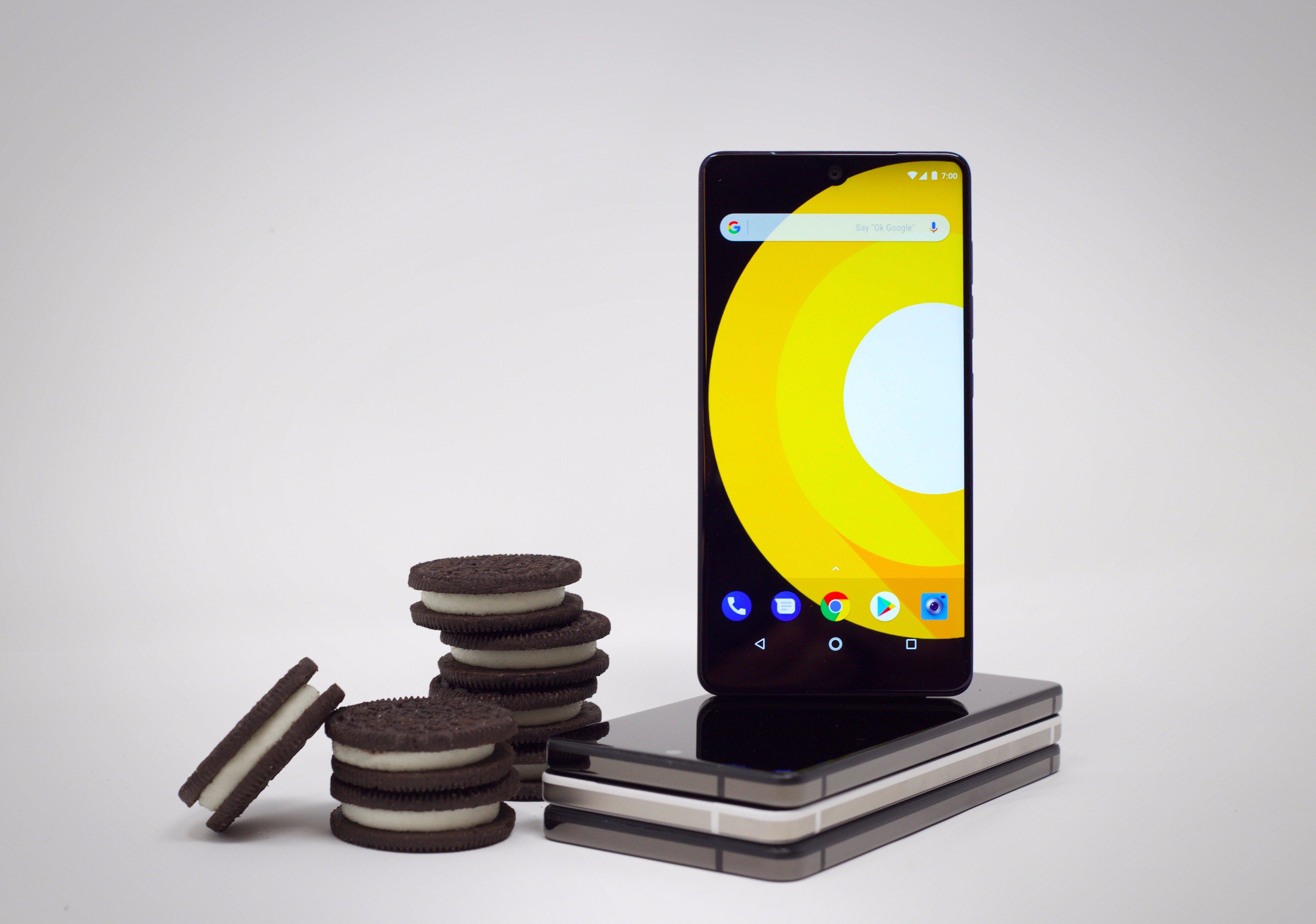 Essential Phone PH-1 : Android 8.0 est annulé, la faute rejetée sur Google
