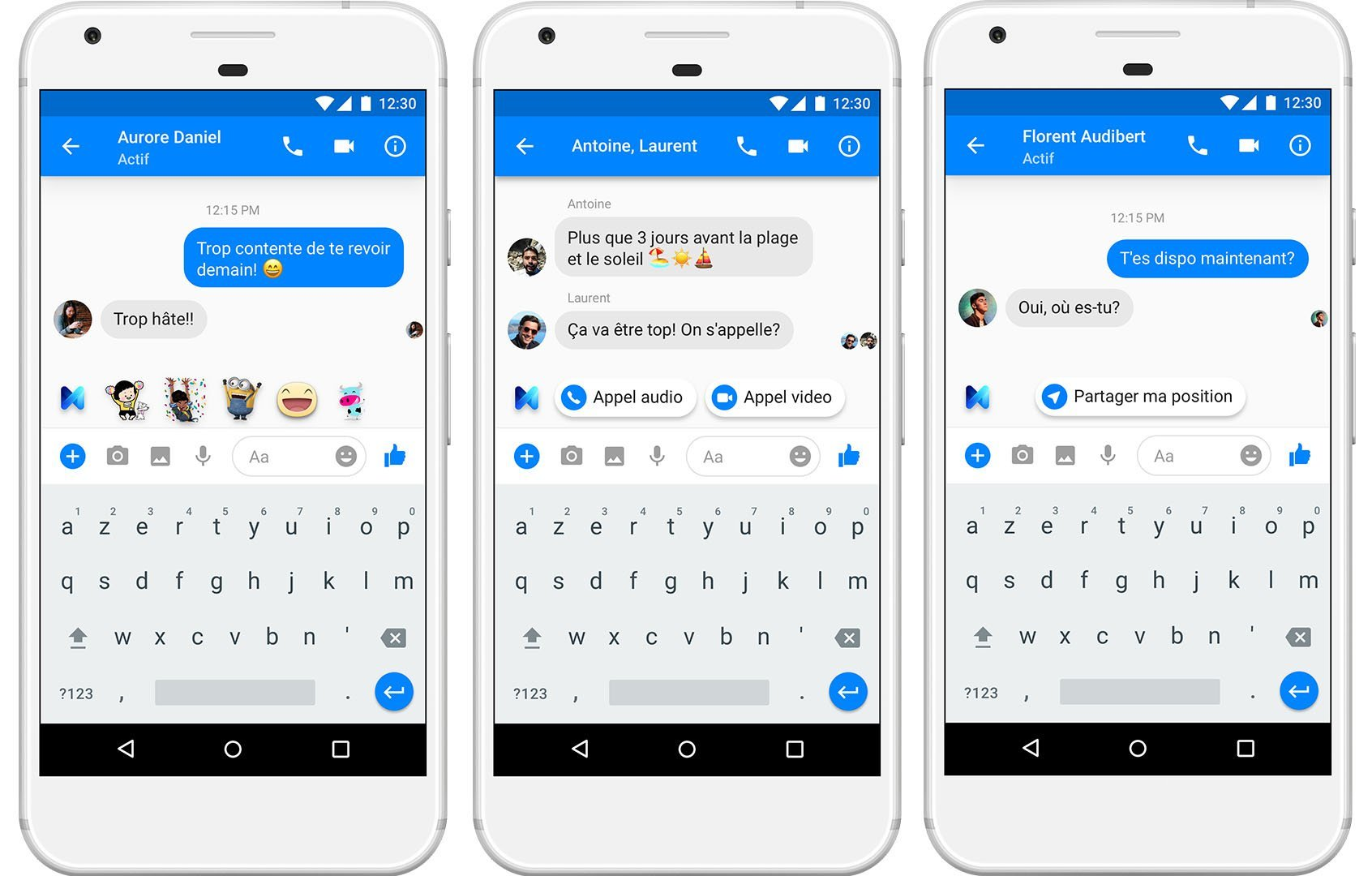 Facebook Messenger : que peut-on faire avec l'assistant virtuel M, en France ?