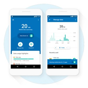 Google Datally veut vous faire économiser 30% de data sur votre forfait