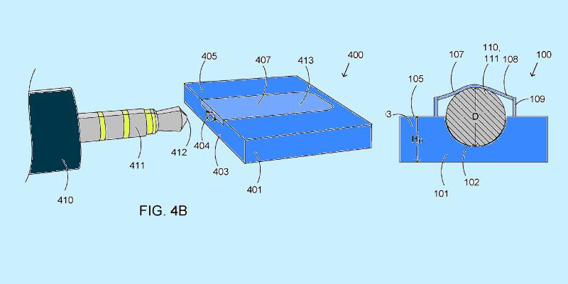 Microsoft défend le port jack au travers d'un brevet