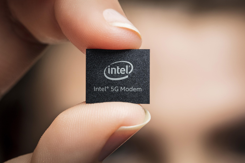Intel date la sortie de terminaux 5G, équipés de son 1er modem