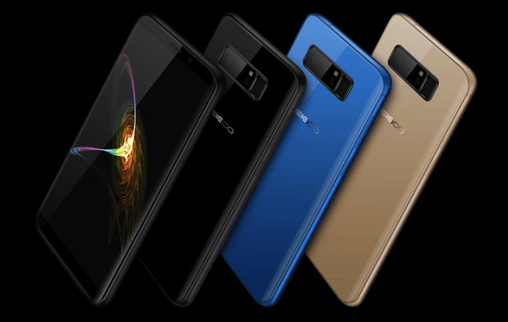 Meiigoo Note 8 : un clone du Samsung jusque dans les pires détails