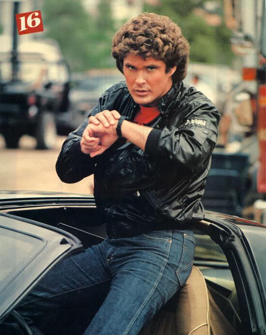 K2000 en vrai : on peut télécommander sa Tesla en parlant à sa montre