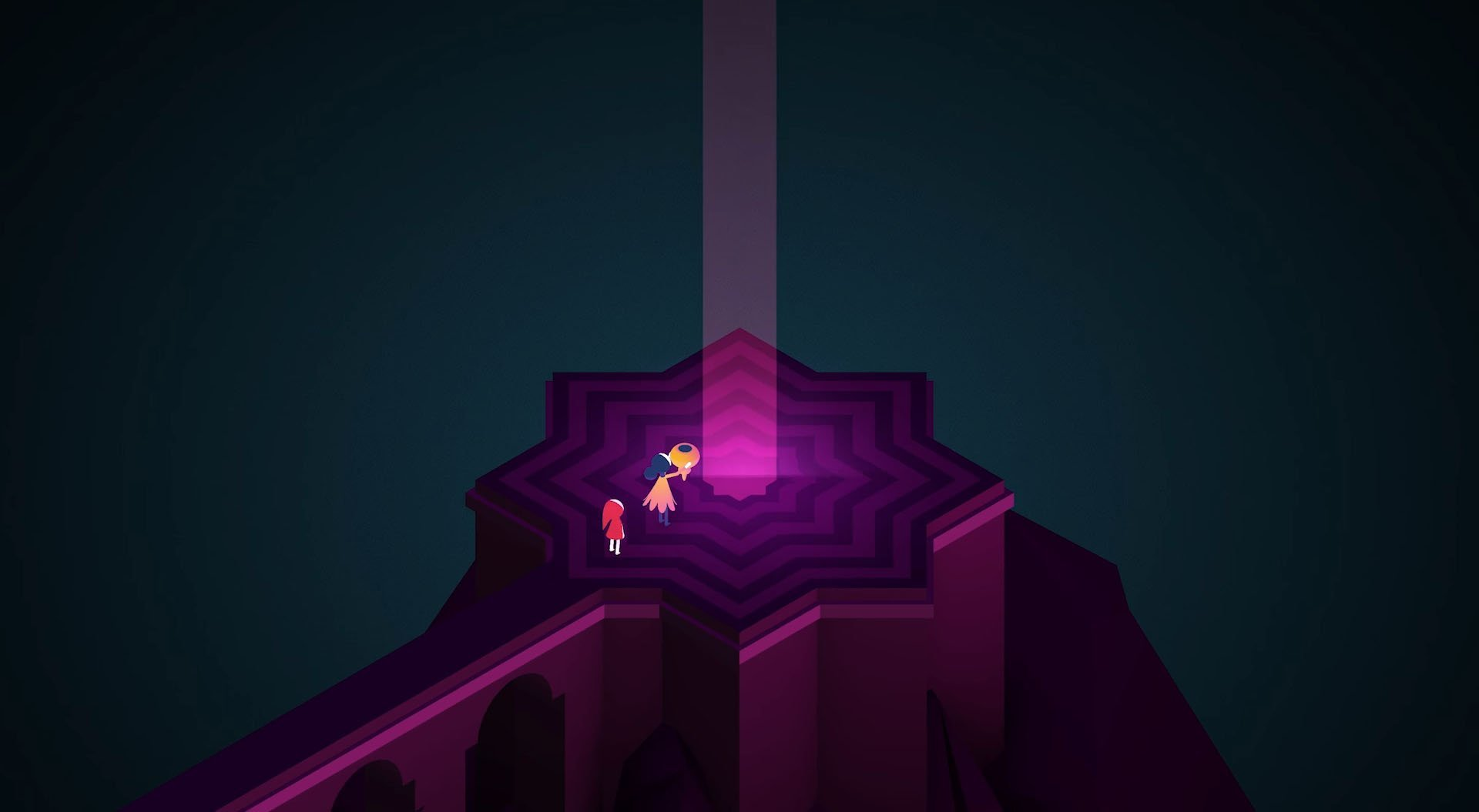Monument Valley 2 : le magnifique puzzle-game en promotion à 1 euro sur le Play Store