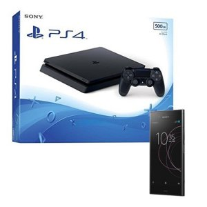 🔥 Black Friday : le pack Sony Xperia XZ1 + Playstation 4 Slim + 1 an d'Amazon Music pour 499 euros