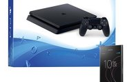 🔥 Black Friday : le pack Sony Xperia XZ1 + Playstation 4 Slim + 1...