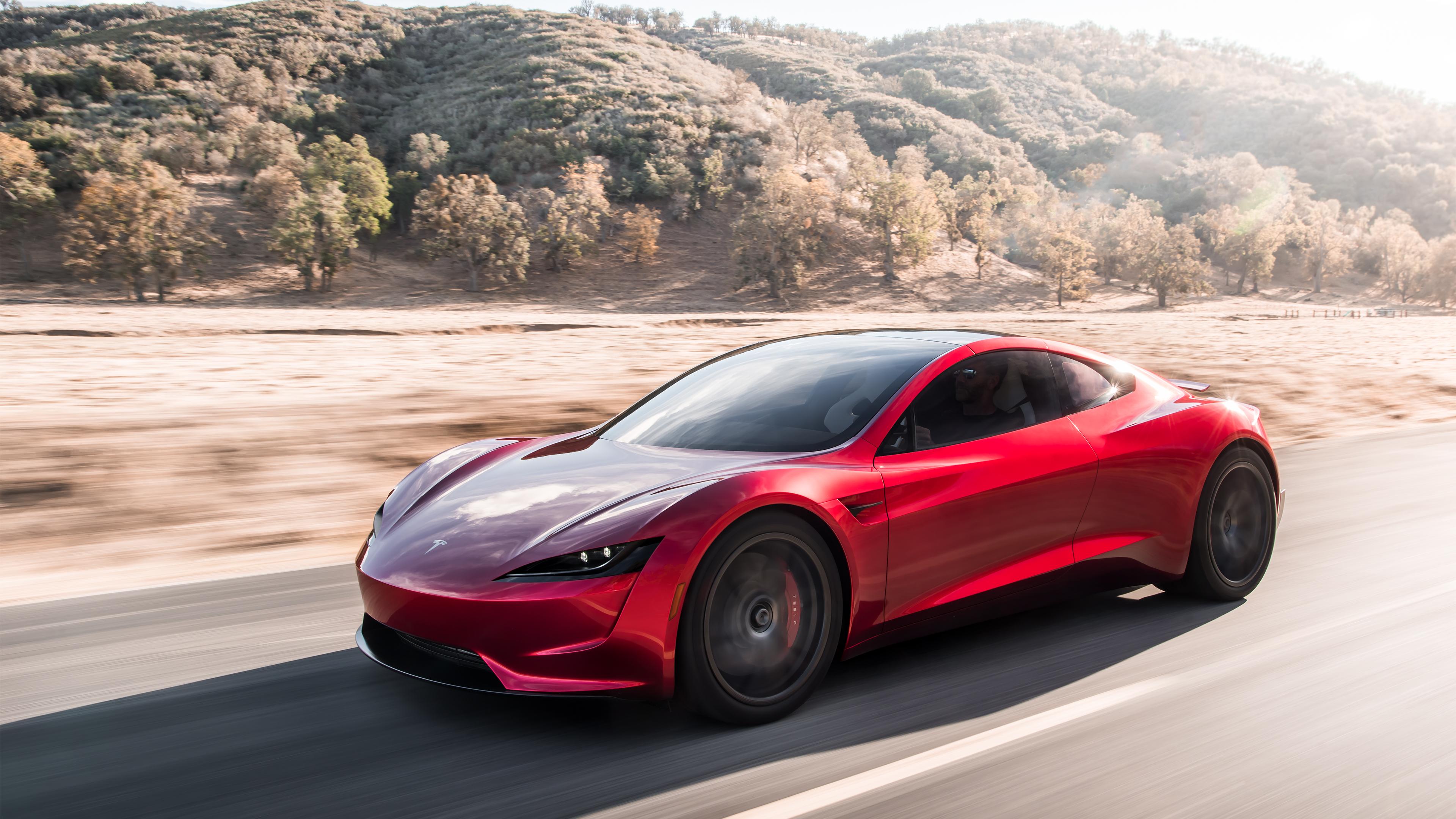 Tesla Roadster : ne vous attendez (presque) plus à atteindre 96 km/h en moins de 2 secondes