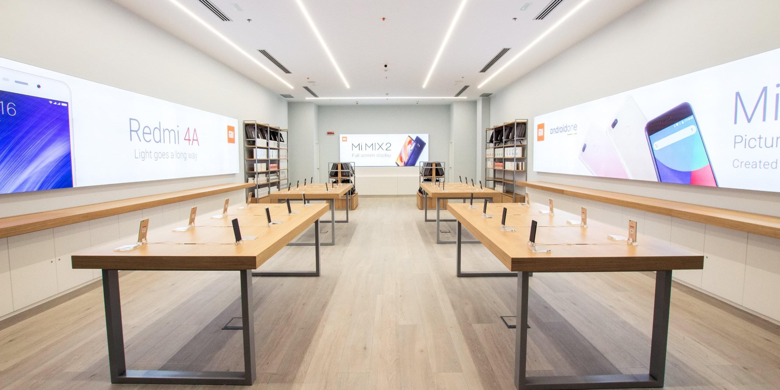 Xiaomi veut tripler le nombre de ses boutiques en France et en Europe cette année – MWC 2019