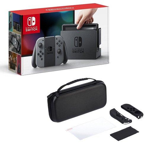 🔥 Bon plan : Nintendo Switch + kit de protection à 299 euros sur Amazon