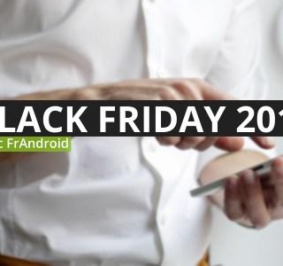 Étude FrAndroid : le smartphone, la star du Black Friday 2017