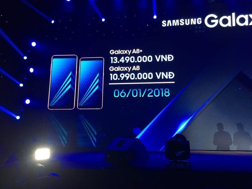 Samsung Galaxy A8 : date de sortie confirmée pour très bientôt