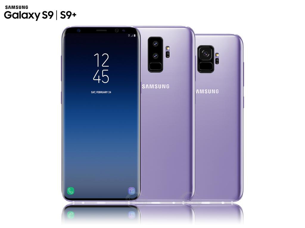 Samsung Galaxy S9 / S9+ : les dates d'annonce, de précommande et de sortie révélées par evleaks