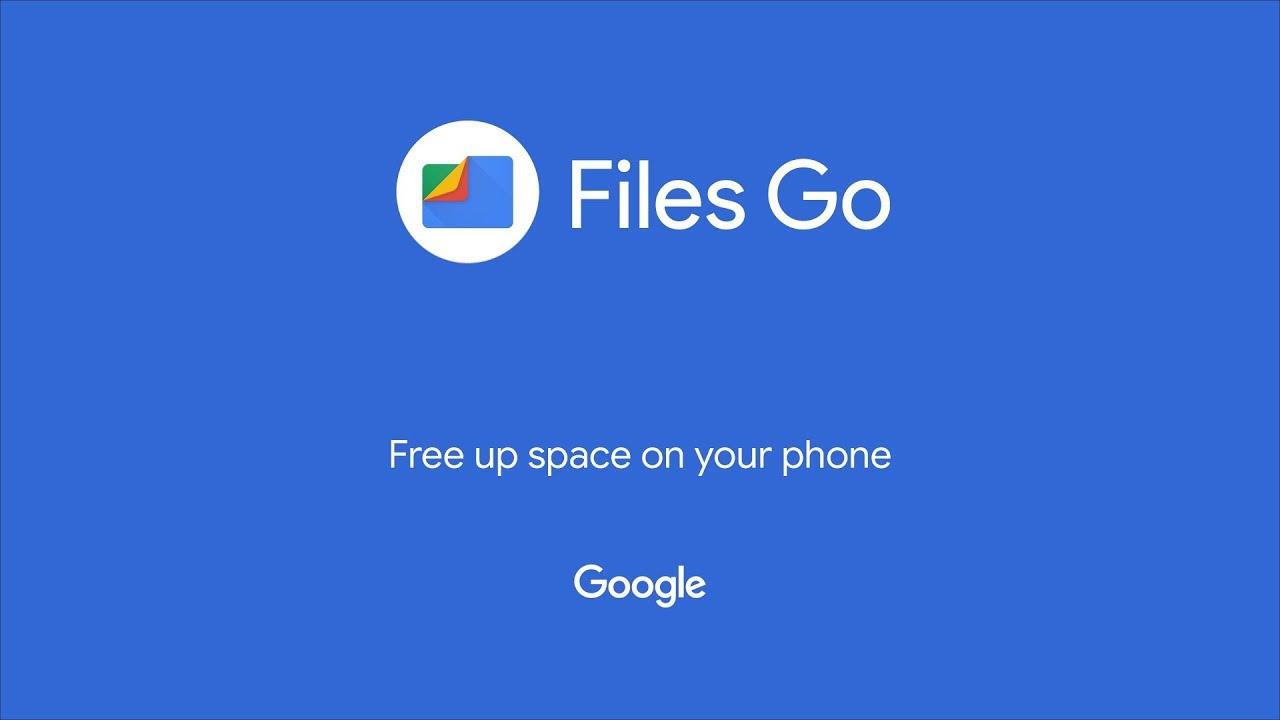 Files Go par Google est officiellement disponible pour nettoyer et gérer votre espace de stockage
