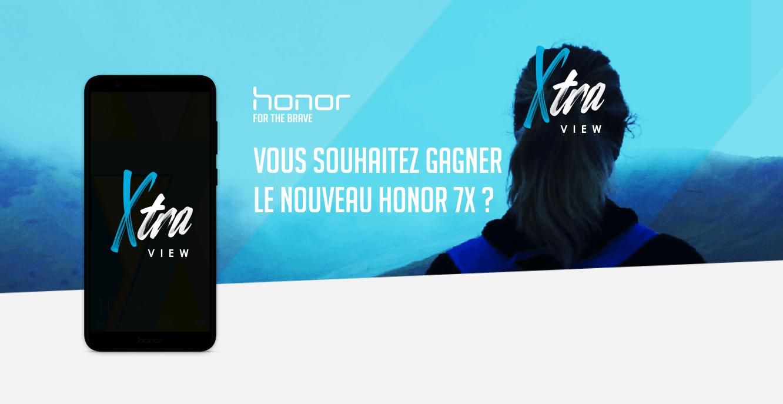 Concours : remportez un Honor 7X en testant vos connaissances