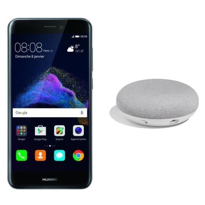 🔥 Bon plan: le Huawei P8 Lite (2017) passe à 189 euros avec un Google Home Mini