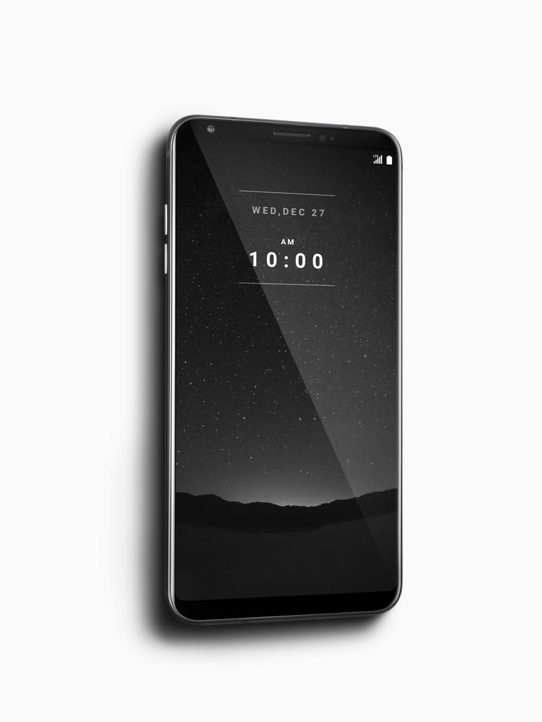 LG Signature Edition : la marque tente l'ultra haut de gamme plus cher qu'un iPhone X