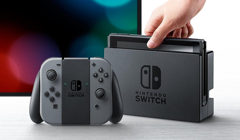 Nintendo Switch Lite : une console plus petite et moins chère pourrait naître en 2019
