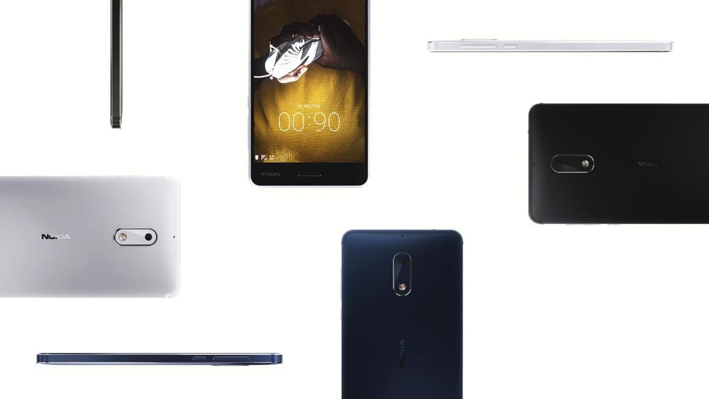 Nokia 6 (2018) : une déclinaison borderless au ratio 18:9 serait prévue