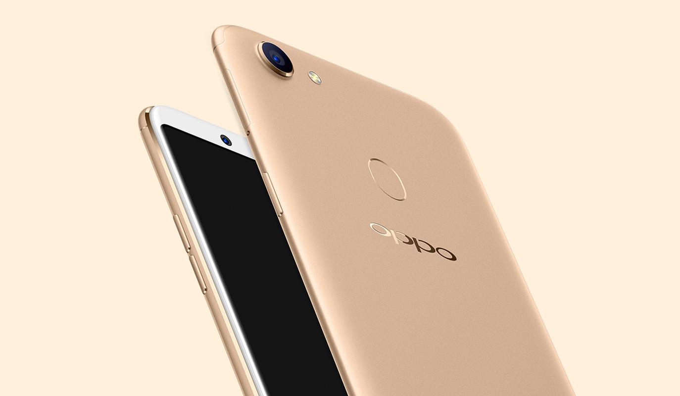 Oppo A75 : un nouveau modèle officialisé en Asie avec reconnaissance faciale
