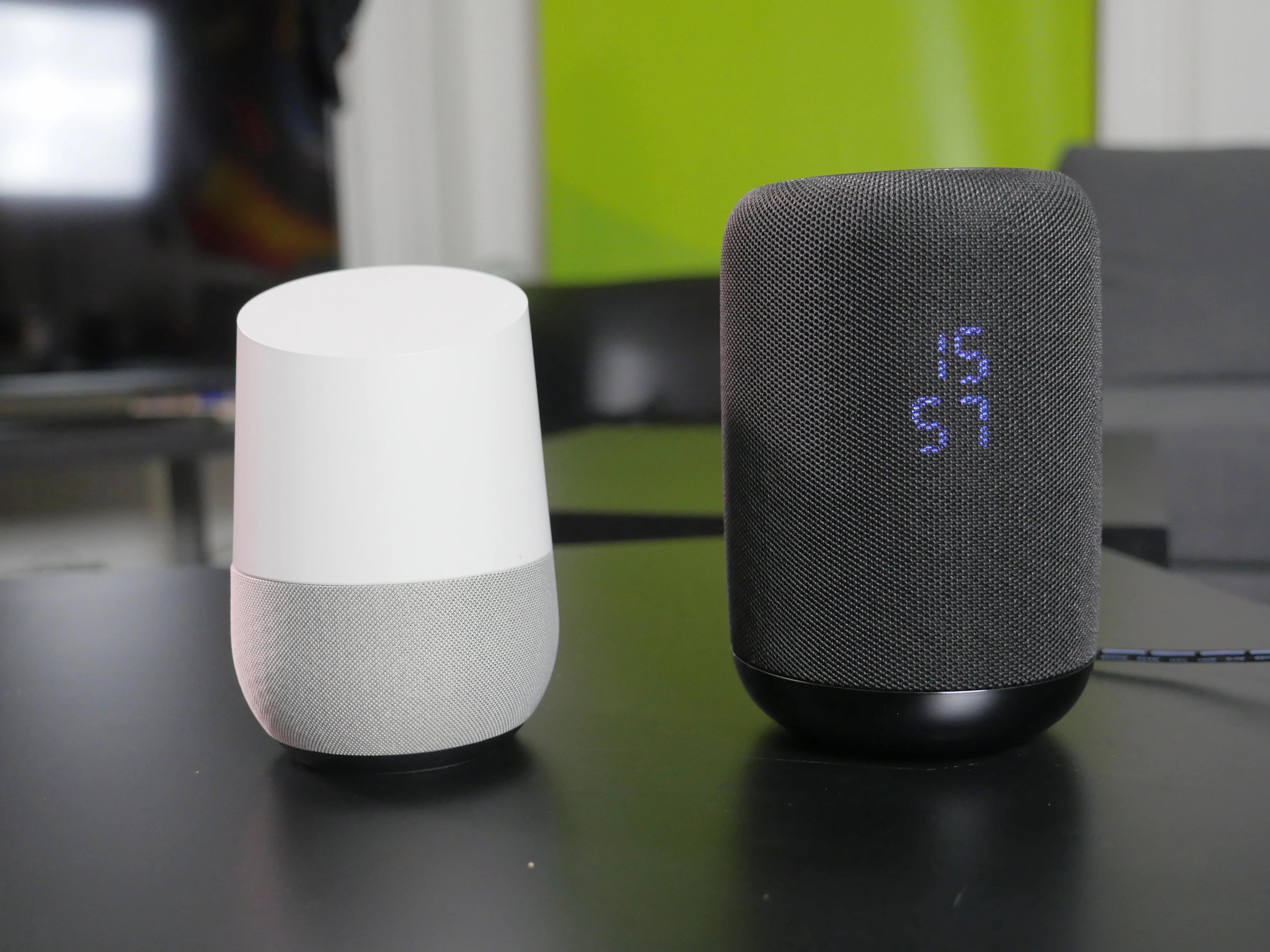 Google Home, le succès des fêtes de fin d'année 2017 ?