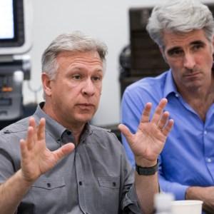 Pour Phil Schiller (Apple), la reconnaissance faciale ou d'iris sur Android «pue»