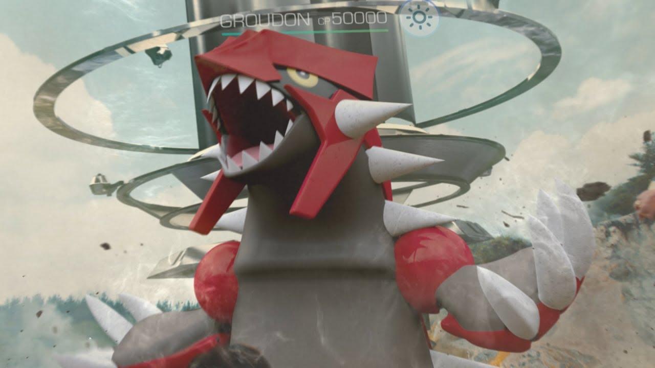 Pokémon GO intègre la 3ème génération et s'adapte à la pluie et au beau temps